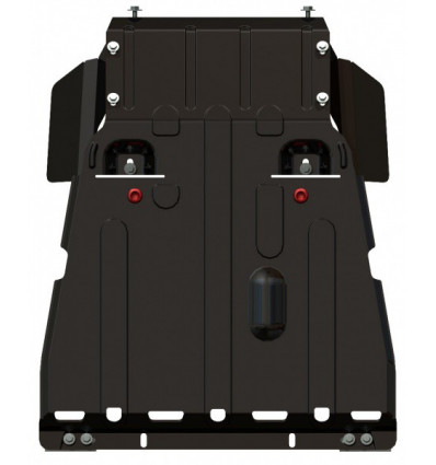 Защита картера для Chevrolet Niva (Lada 2123) 27.0653
