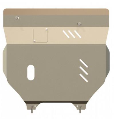 Защита картера и КПП для Jeep Compass 04.0952