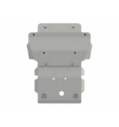 Защита картера для Chevrolet Trail Blazer 04.2447 V1