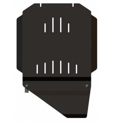 Защита картера и РК для Cadillac Escalade 04.1063