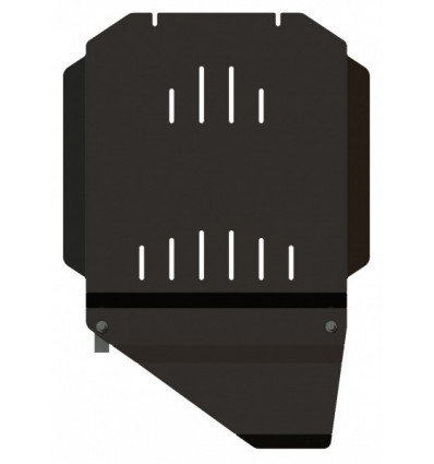 Защита КПП и РК для Cadillac Escalade 04.1063