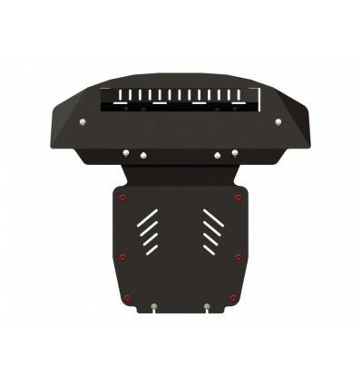 Защита картера для Audi Q7 02.1020