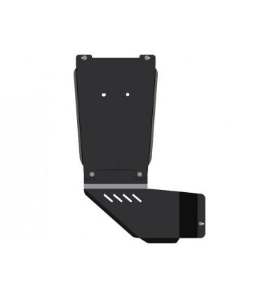 Защита КПП и РК для Chevrolet Trail Blazer 04.2448 V1