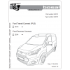 Фаркоп на Ford Tourneo Connect 040-161