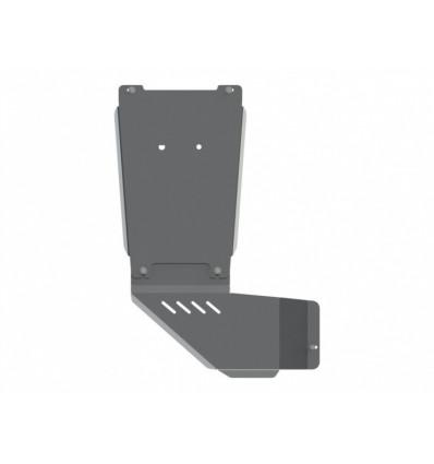 Защита КПП и РК для Chevrolet Trailblazer 04.2449 V1