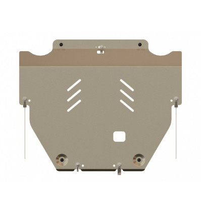 Защита картера и КПП для Volvo XC 70 25.1029