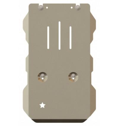 Защита КПП и РК для Audi Q7 02.0945