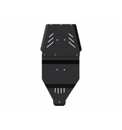 Защита КПП и РК для Nissan Navara 15.0923 V1