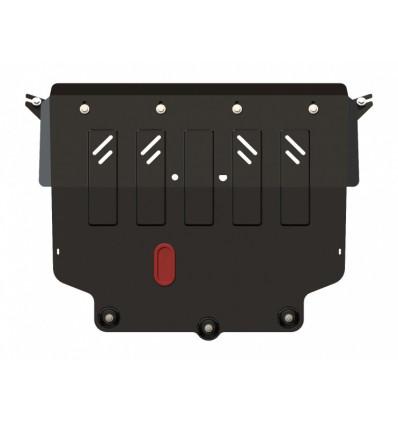 Защита картера и КПП для Seat Alhambra 26.2421
