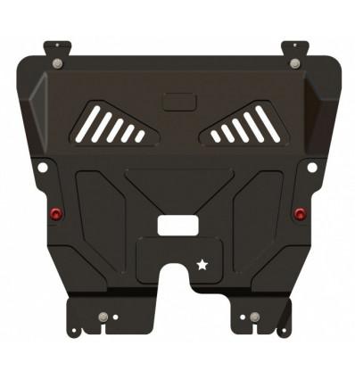 Защита картера и КПП для Fiat 500 07.1520
