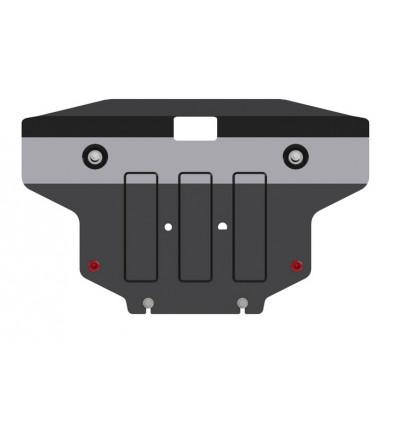 Защита радиатора для SsangYong Stavic 29.2510