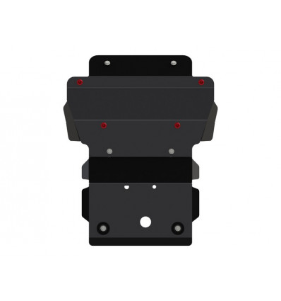Защита картера для Chevrolet Trail Blazer 04.2446 V1