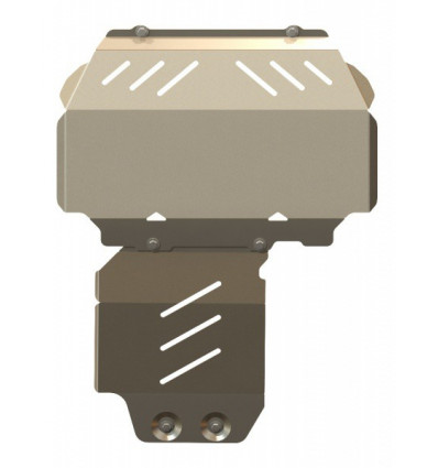 Защита картера для Ford Ranger 08.2170
