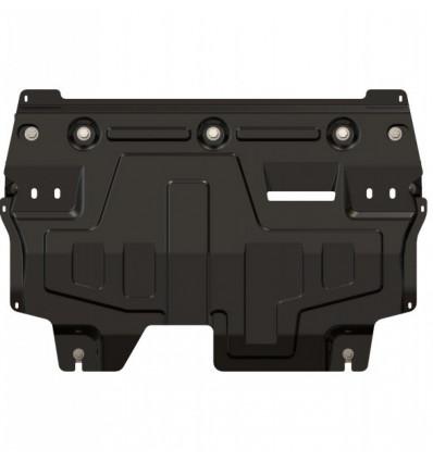 Защита картера и КПП для Skoda Rapid 21.2088