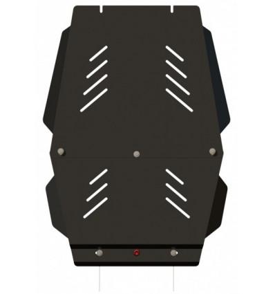Защита КПП и РК для Great Wall Hover 28.1246