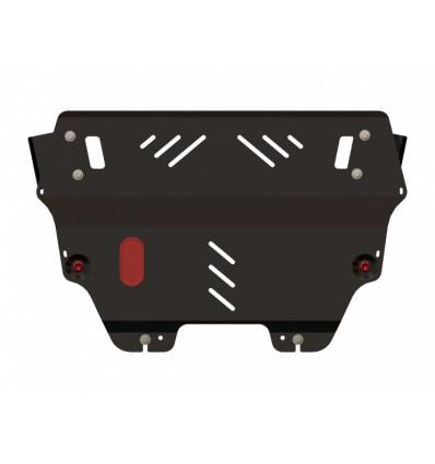 Защита картера и КПП для Peugeot 5008 17.1419