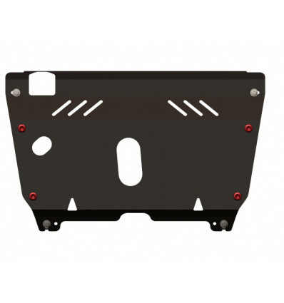 Защита картера и КПП для Toyota Camry 24.1544