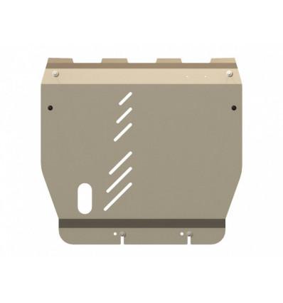 Защита картера и КПП для Hyundai ix55 10.1574