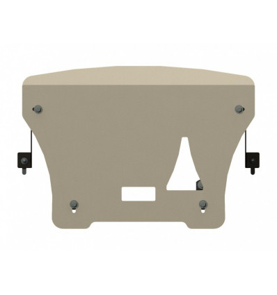 Защита радиатора для Bmw X1 03.2118
