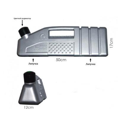 Универсальная канистра для жидкостей 5л. Car Can C2