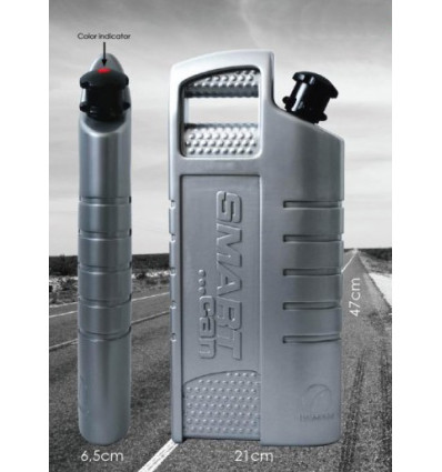 Универсальная канистра для жидкостей 5л. Smart Can C1