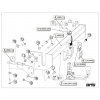 Фаркоп на Citroen C4 Aircross 050-663