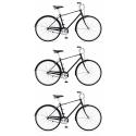 Велобагажники для 3-х велосипедов