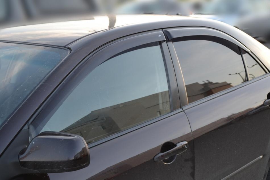дефлекторы Mazda