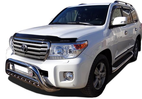 пороги Toyota