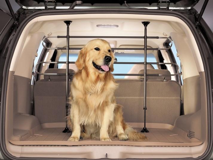 решетка для животных в авто