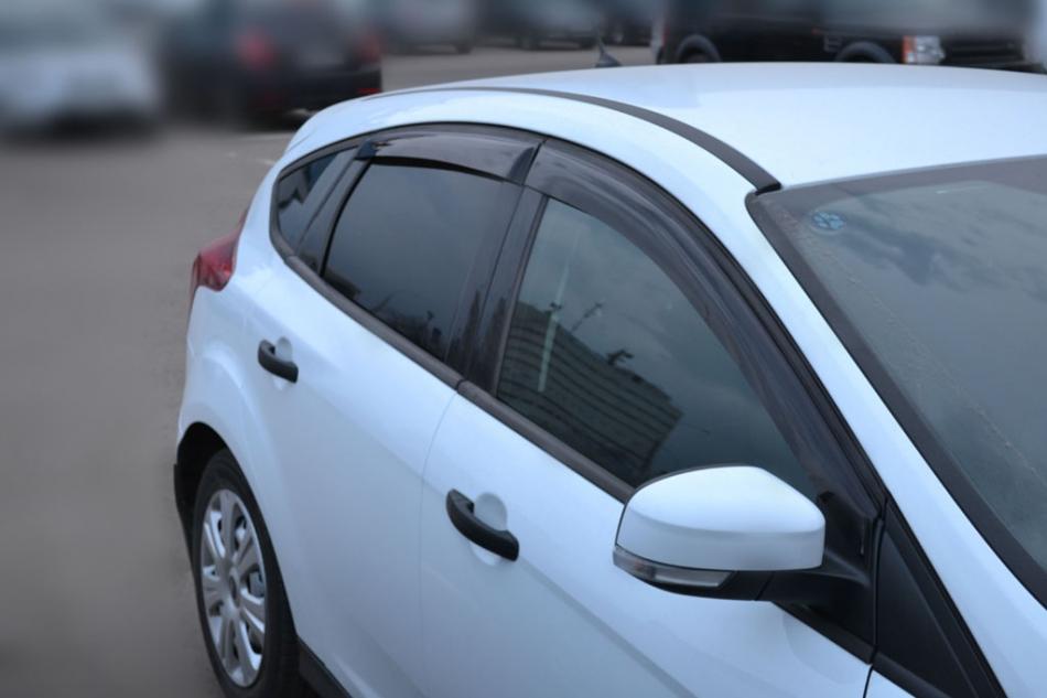 дефлектор капота Ford