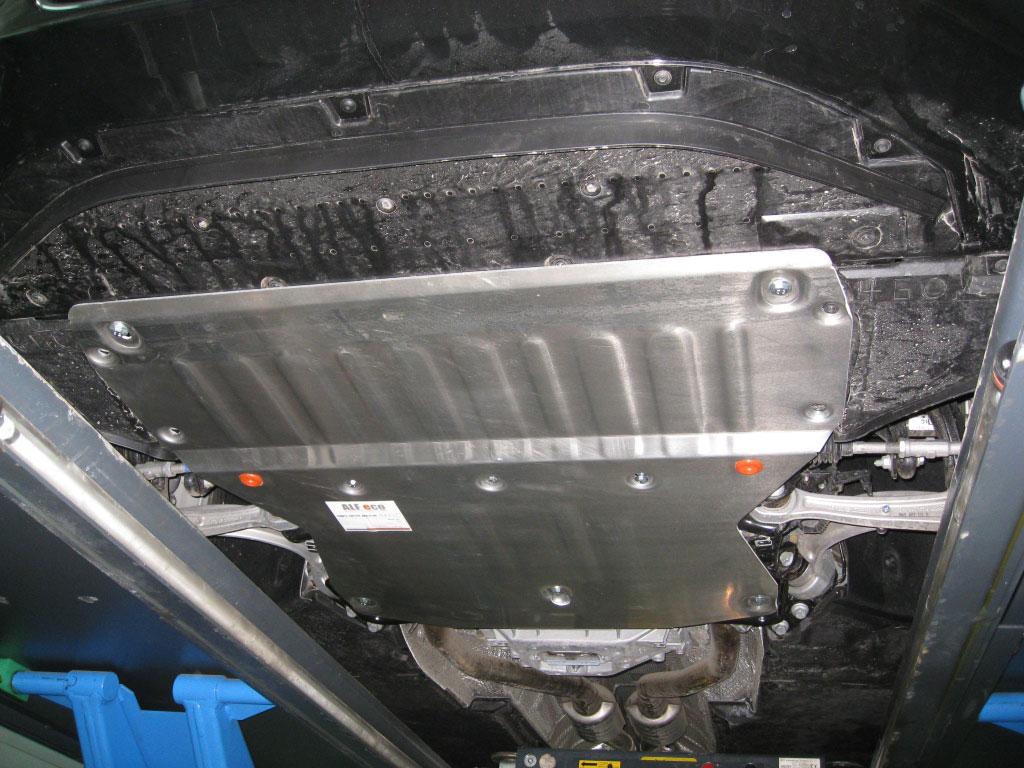 Защита картера Audi A7 (Ауди)