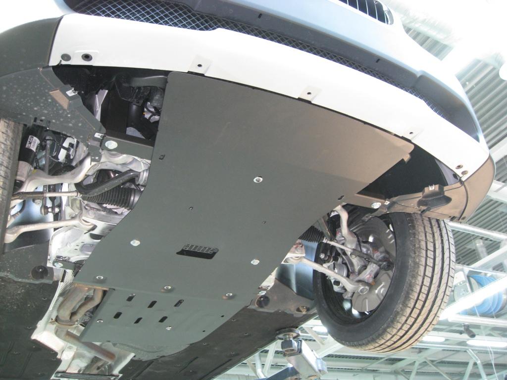 Защита картера BMW 1 (БМВ)