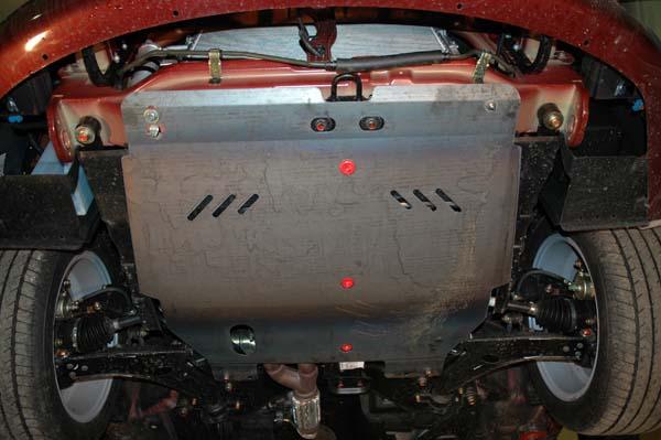 Защита картера Chevrolet Epica (Шевроле Эпика)