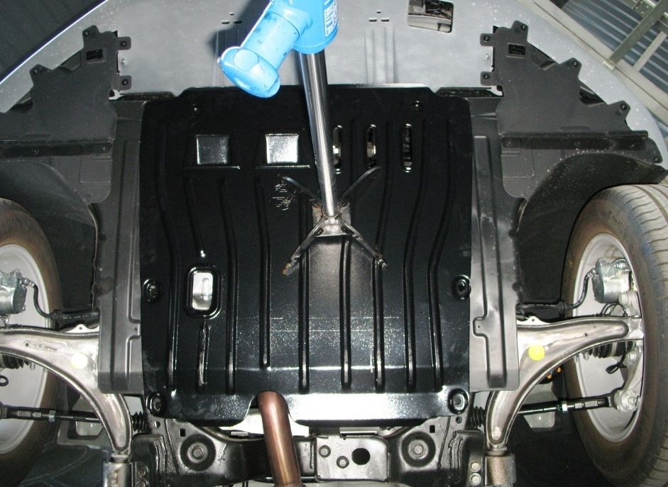 Защита картера Chevrolet Malibu (Шевроле Малибу)