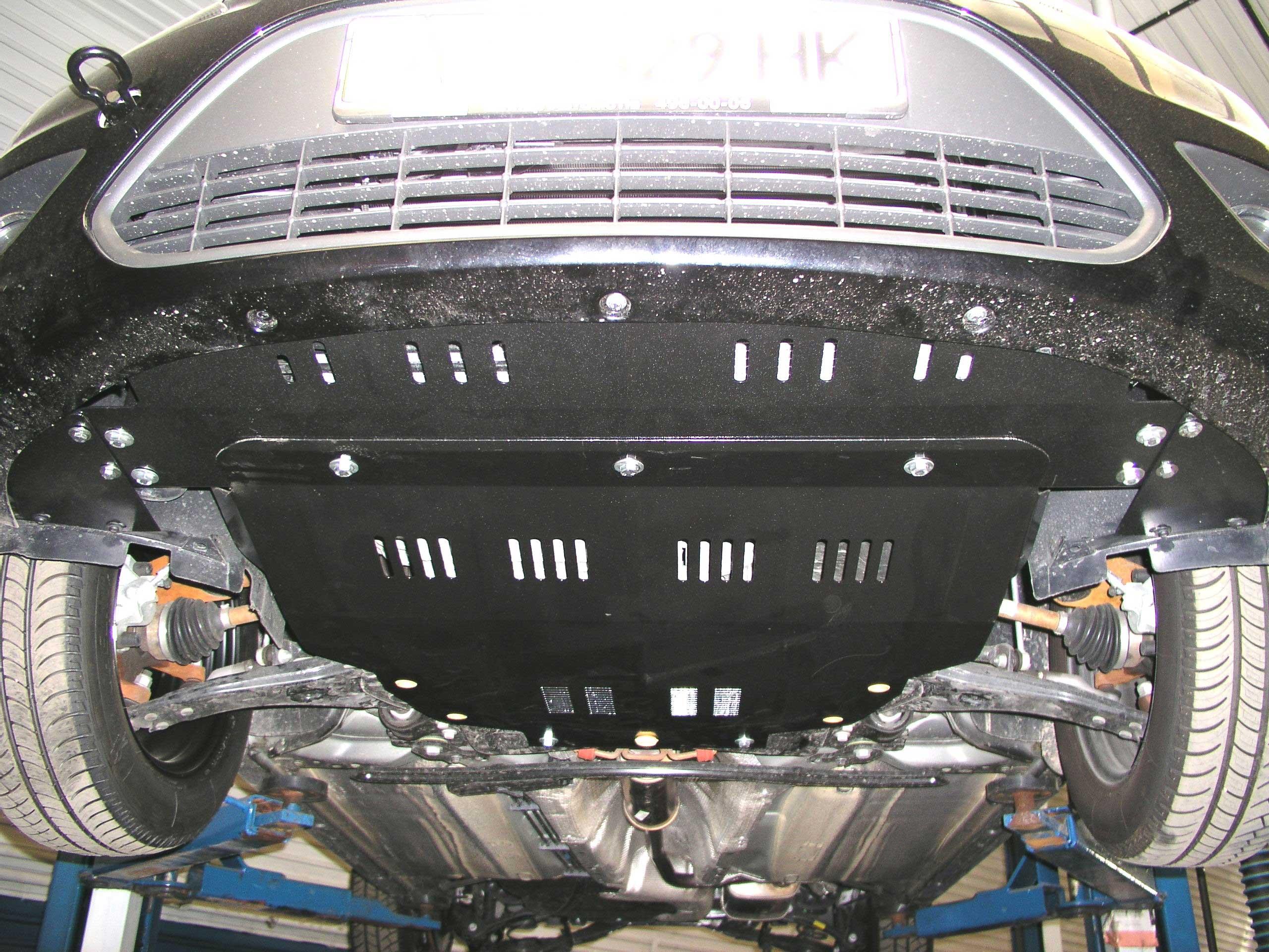 Защита картера Ford C-Max (Форд Си-Макс)