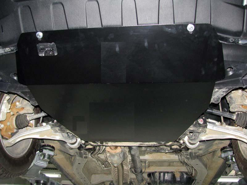 Защита картера Honda Pilot (Хонда Пилот)