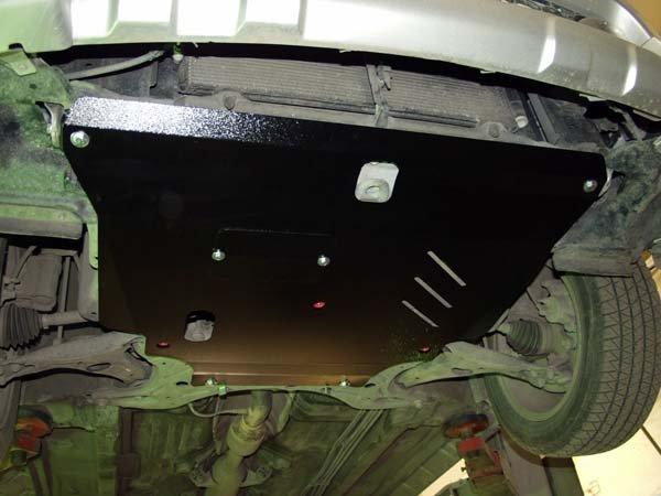 Защита картера Хендай Матрикс (Hyundai Matrix)