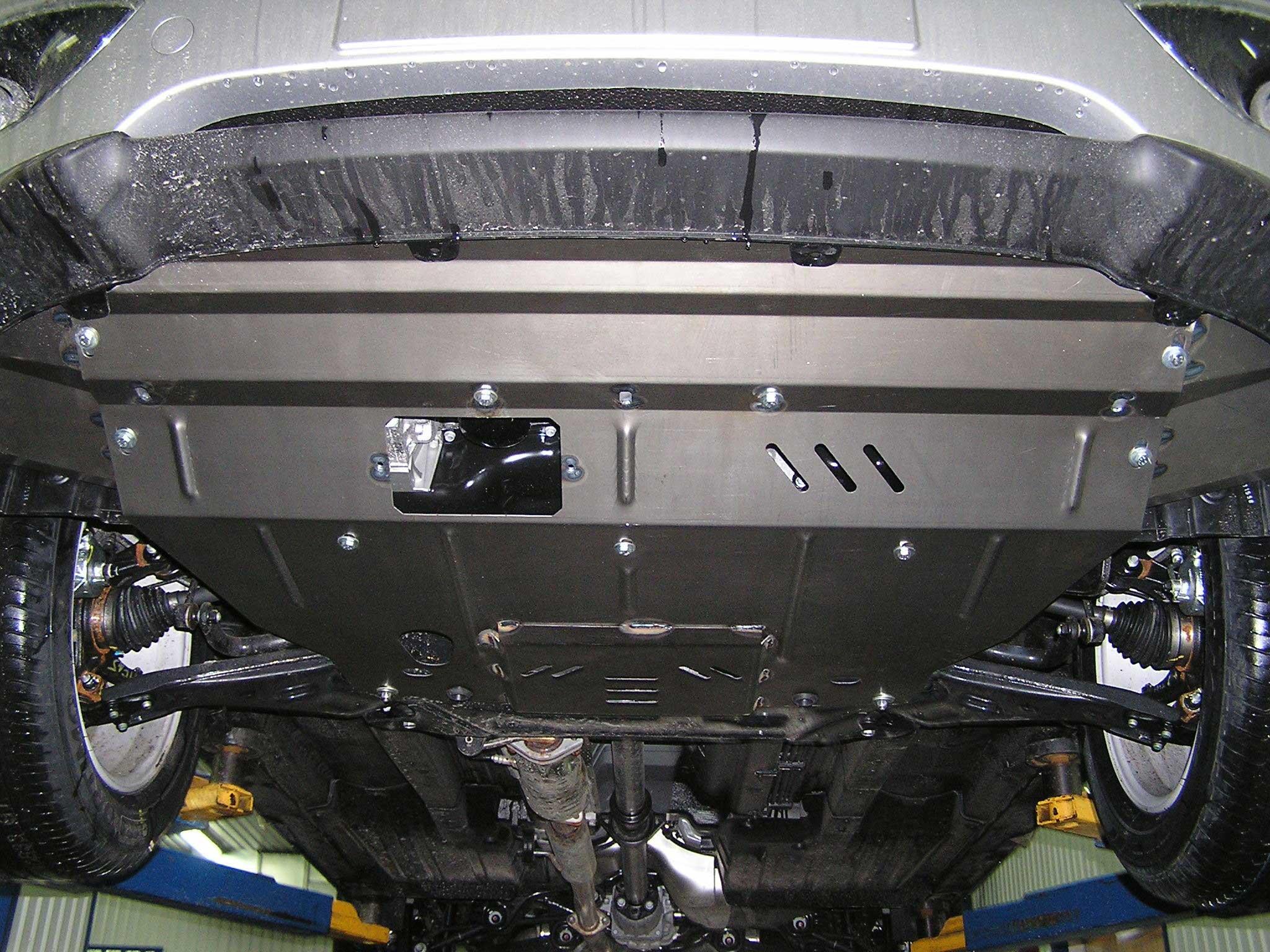 Защита картера Hyundai Tucson (Хендай Туссан)