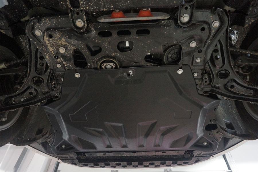 Защита двигатель Seat Leon