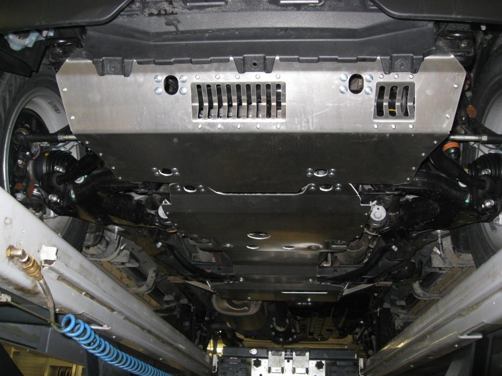 Защита картера для автомобиля Lexus GX 460