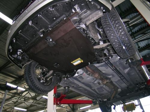 Защита картера Toyota Avensis