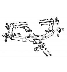 Фаркоп на Mercedes Sprinter 2254F