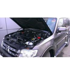 Амортизатор капота на Mitsubishi Pajero KU-MI-PJ04-00