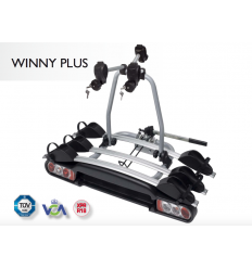 Велобагажник на фаркоп Menabo Winny Plus ME 408000