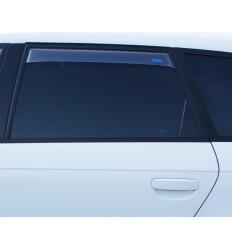 Дефлекторы боковых окон на BMW E60 2907