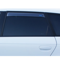 Дефлекторы боковых окон на Mitsubishi L200 4100