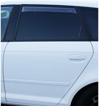 Дефлекторы боковых окон на Toyota Venza 4218