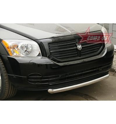 Решетка передняя мини на Dodge Caliber DODG.56.0430