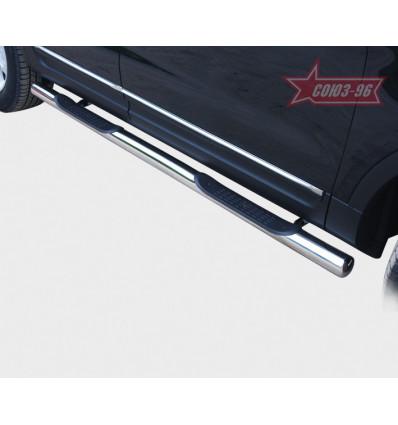 Пороги труба   на Ford Explorer FEXP.81.1303